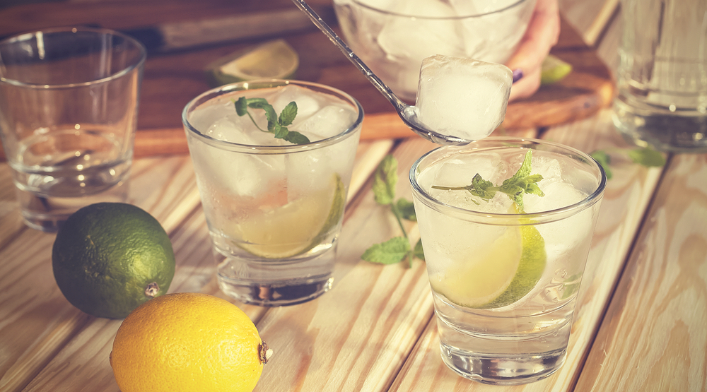 Gin shutterstock