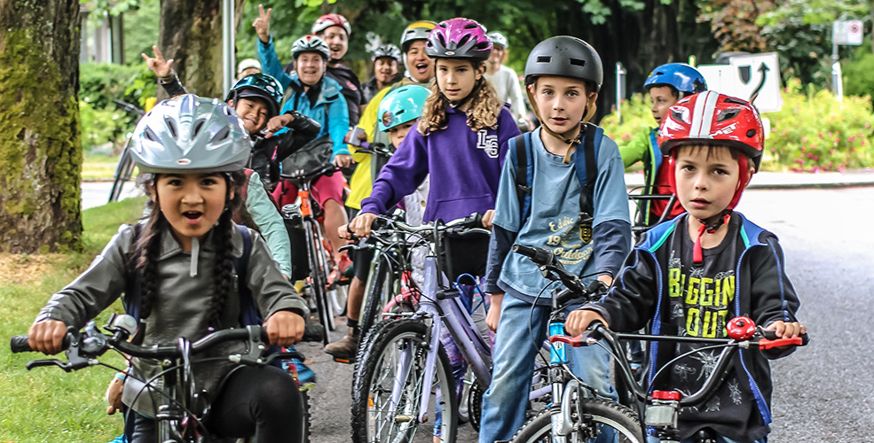 Bike to School Week a fun, free, visible opportunity to encourage active travel