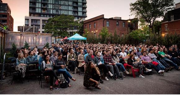 Open Roof Festival Toronto