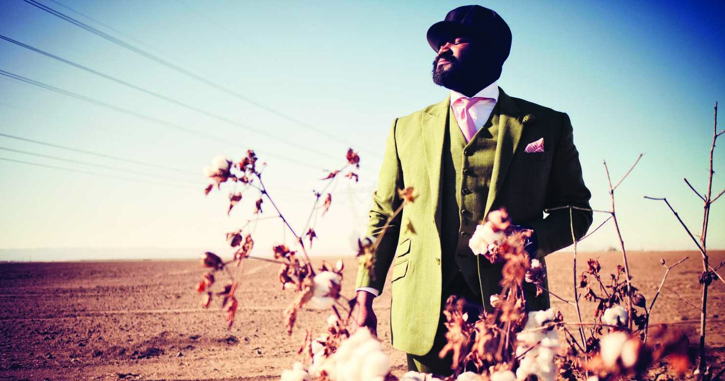 Interview: Jazzing up with Grammy Award artist Gregory Porter