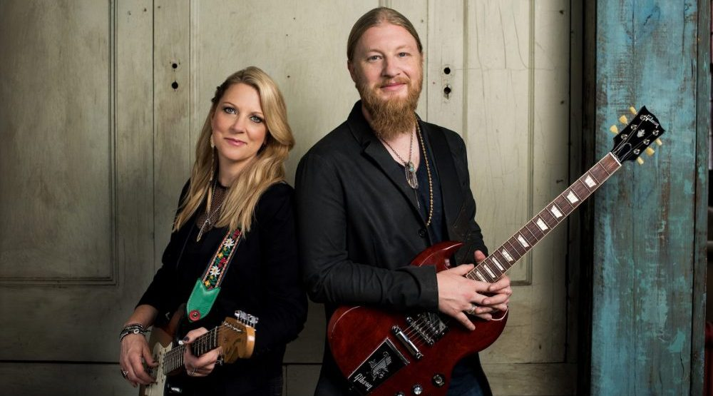 Interview: Susan Tedeschi takes it personally with Let Me Get By