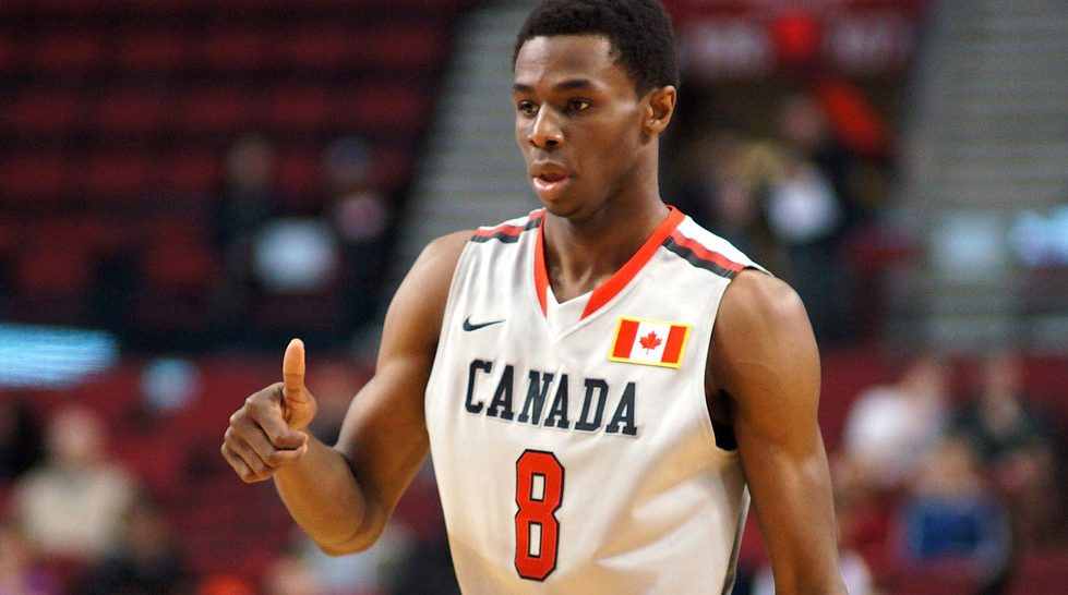 Report: Andrew Wiggins declines to play for Canada because of rift with coach