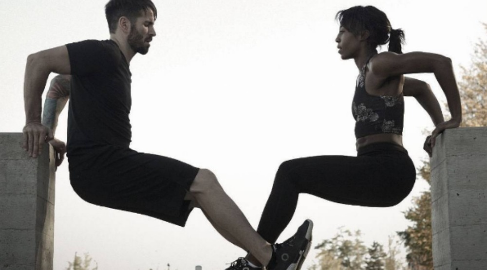 Finally, technical training apparel that can keep up with even your toughest workouts
