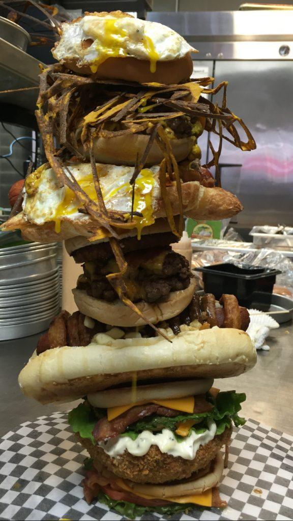 Holy Moly Burger