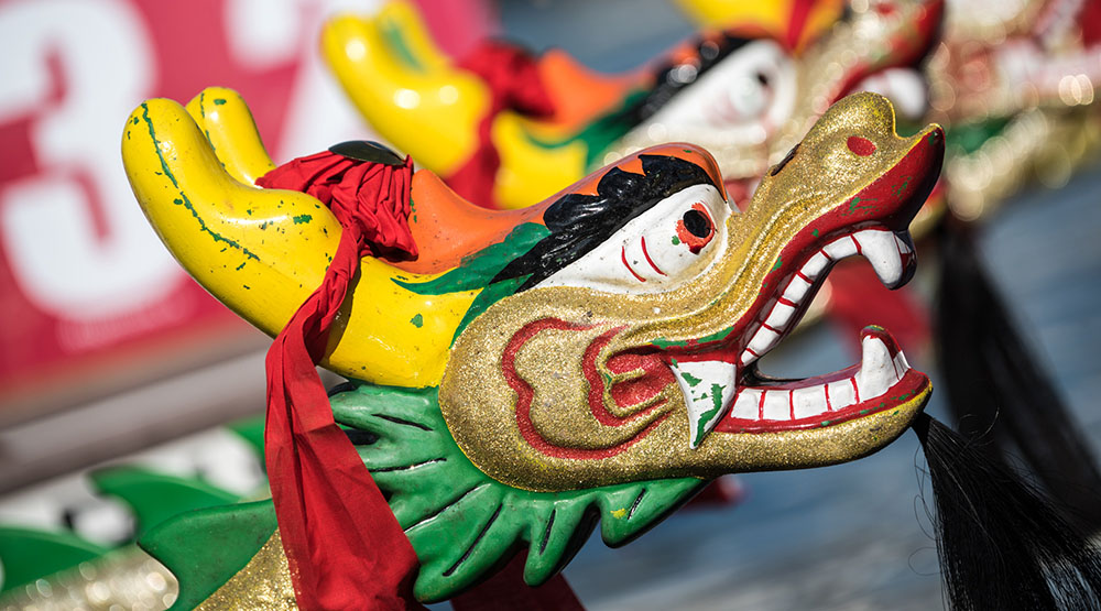 Concord Pacific Vancouver Dragon Boat Festival splashes down this weekend