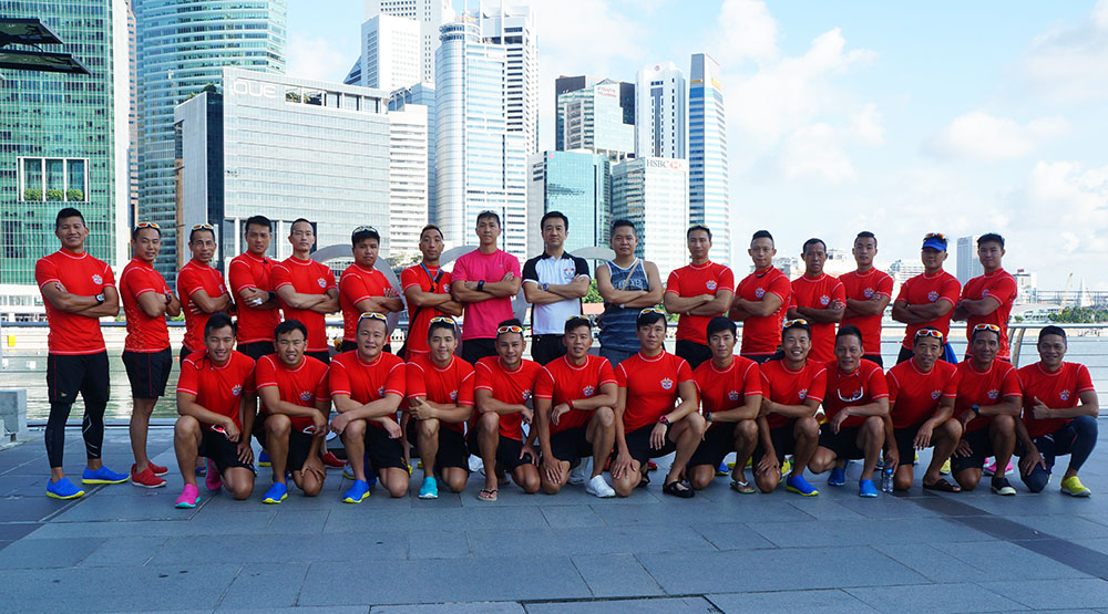 The Hong Kong National Dragon Boat Team are coming to Vancouver (Dragon Boat Festival)