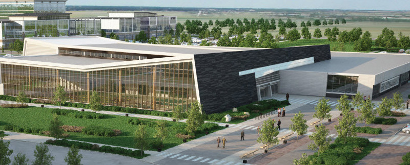 100,000 square-foot YMCA opening in Quarry Park in July
