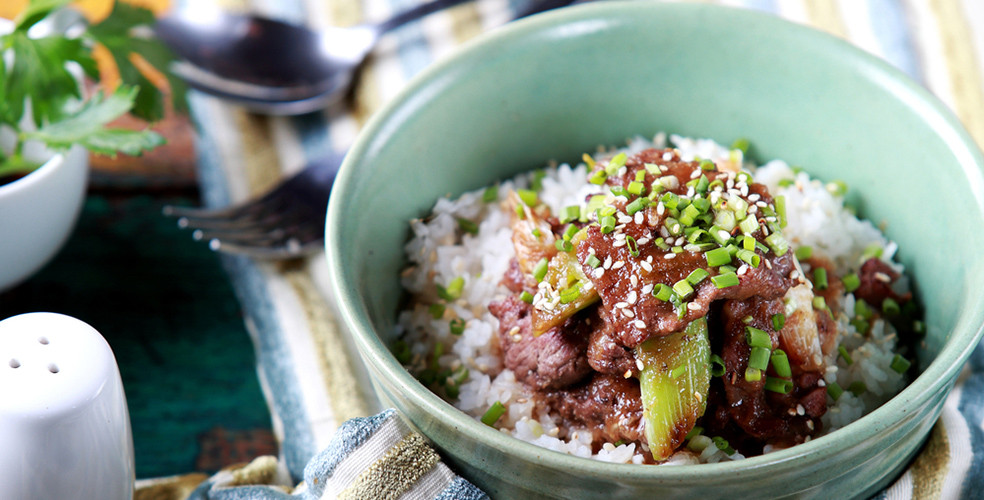 Best rice bowls in Vancouver