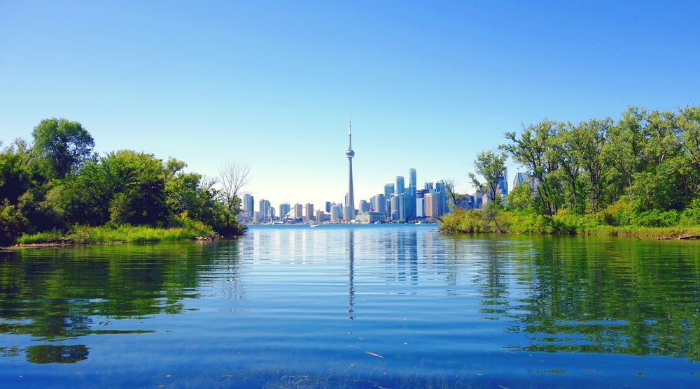 Toronto Island Weather  Day