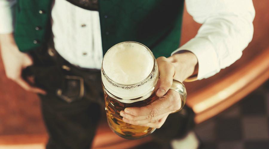 German beer shutterstock
