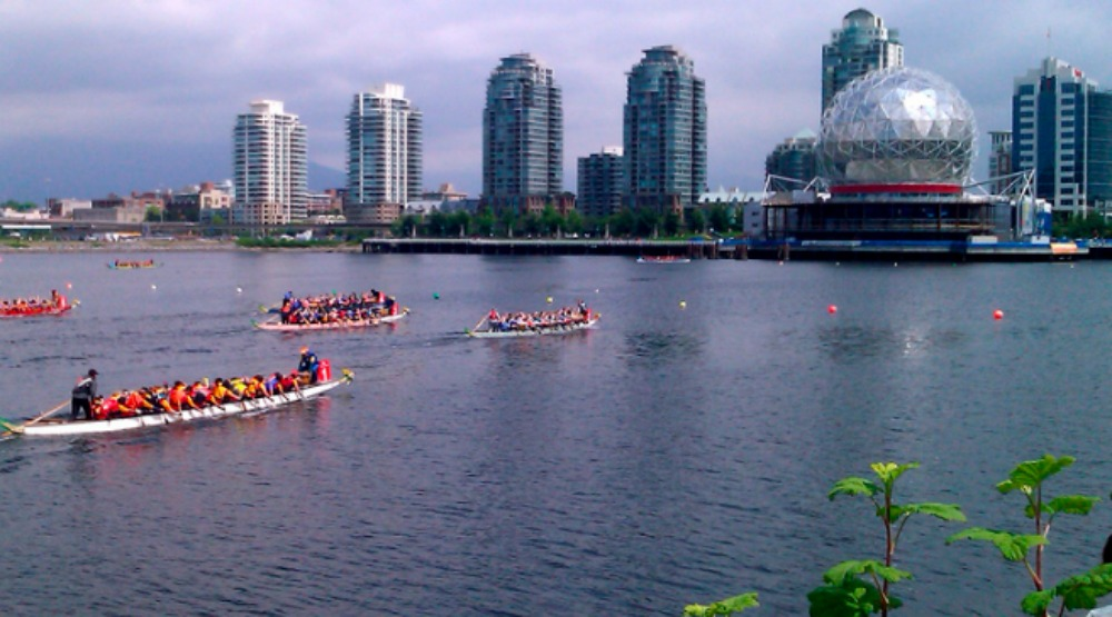 Experience the Concord Pacific Vancouver Dragon Boat Festival as a VIP (CONTEST)