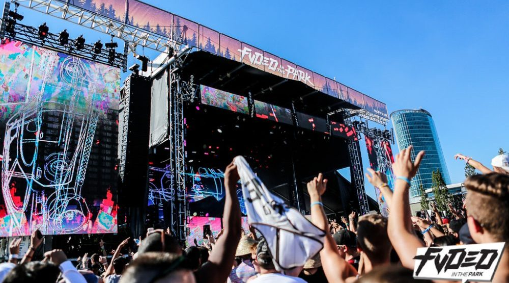 Get excited: FVDED In The Park is officially here