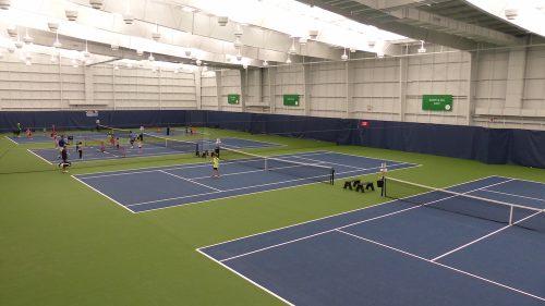 Image: Indoor Courts / Malika Karim