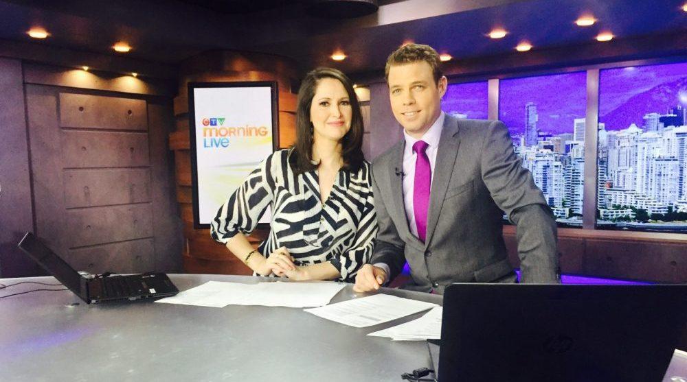 CTV's Julie Nolin describes her career path towards journalism and teaching