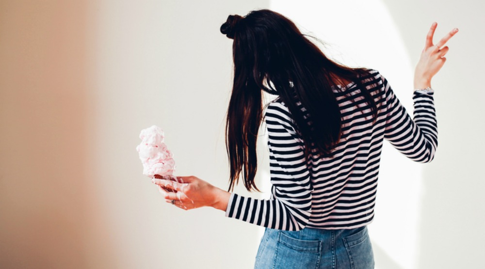 Stop screaming for ice cream - now you can get it for free