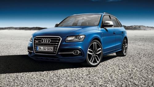Image: Audi SQ5