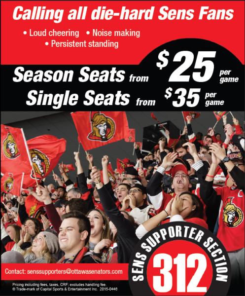 Image: Ottawa Senators