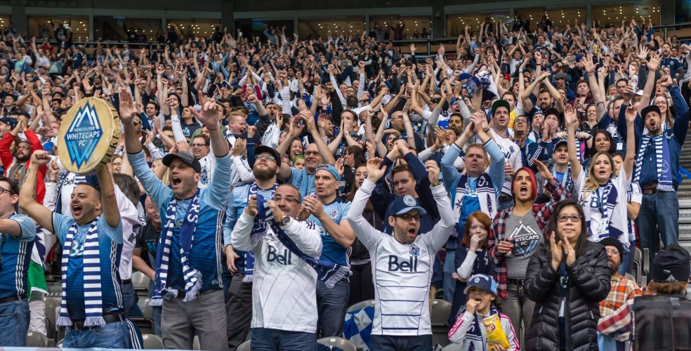 Canucks interested in a Southsiders-style supporters section