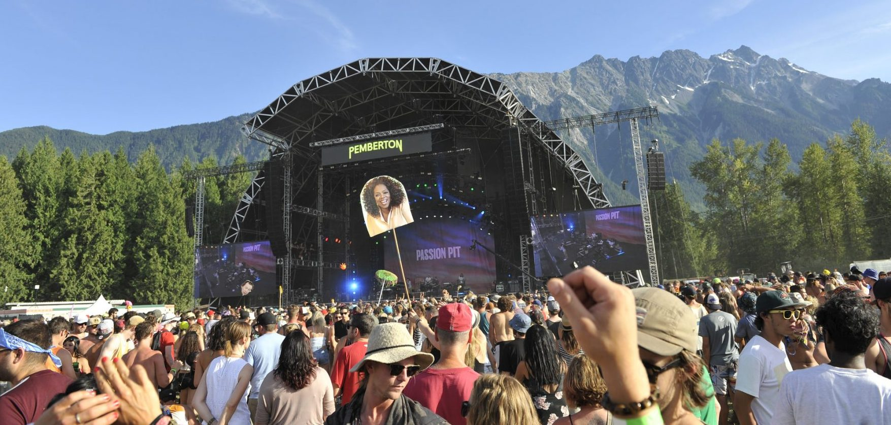 Pemberton Music Festival releases daily line up & single day tickets