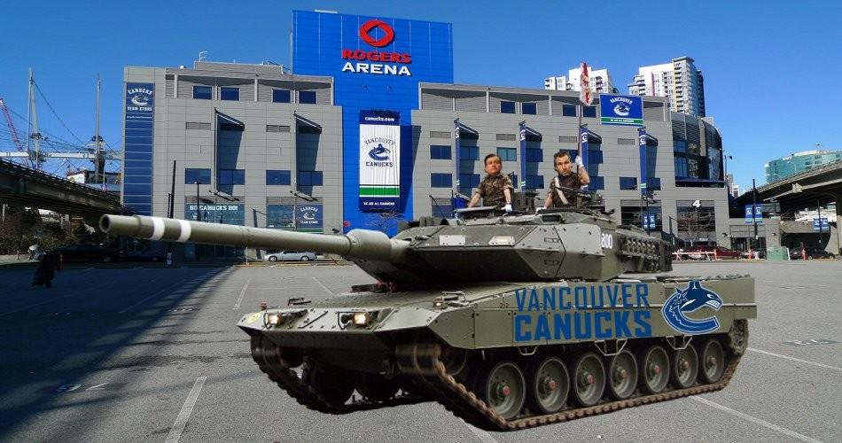 Tank Tracker: Canucks will have 11.5% chance at Auston Matthews