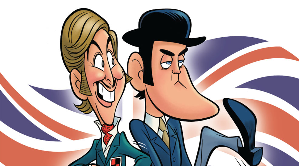 John Cleese and Eric Idle coming to Vancouver in October
