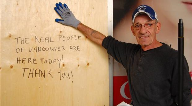 June 16, 2011: The day Vancouver's unsung heroes took to the streets