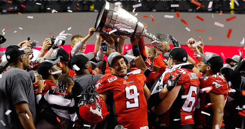 Jon Cornish named as celebrity judge for 2016 Calgary Stampede Parade