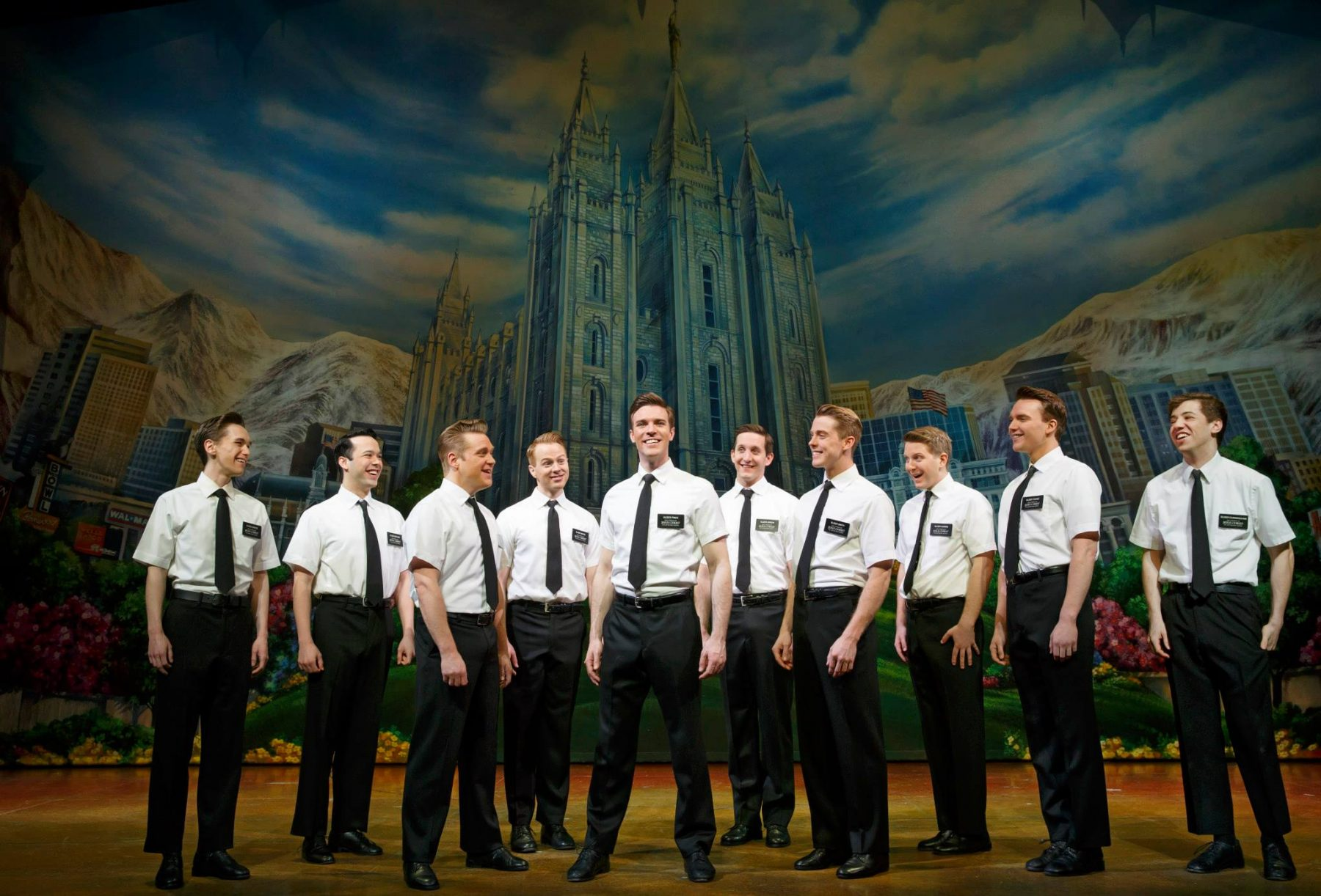 The Book of Mormon is coming back to Vancouver