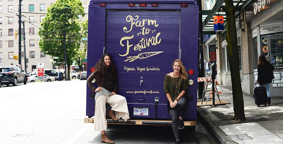 Vancouver gaia ma food truck