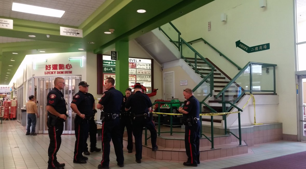 Police are investigating a fatal stabbing at a Calgary doctor's office