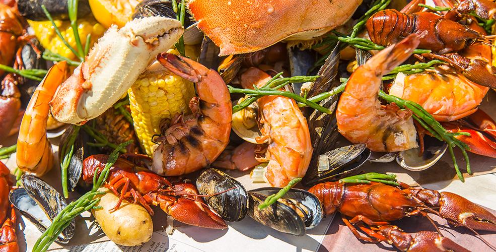 Boulevard seafood boil