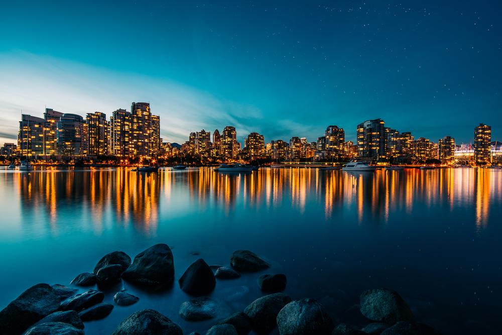 Vancouver skyline 2