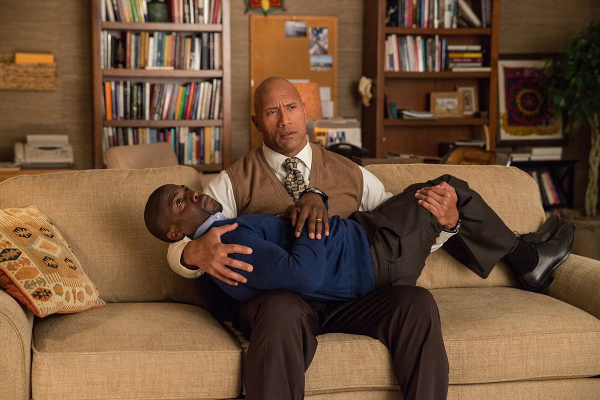 Movie Review - Central Intelligence - Daily Hive - Canada