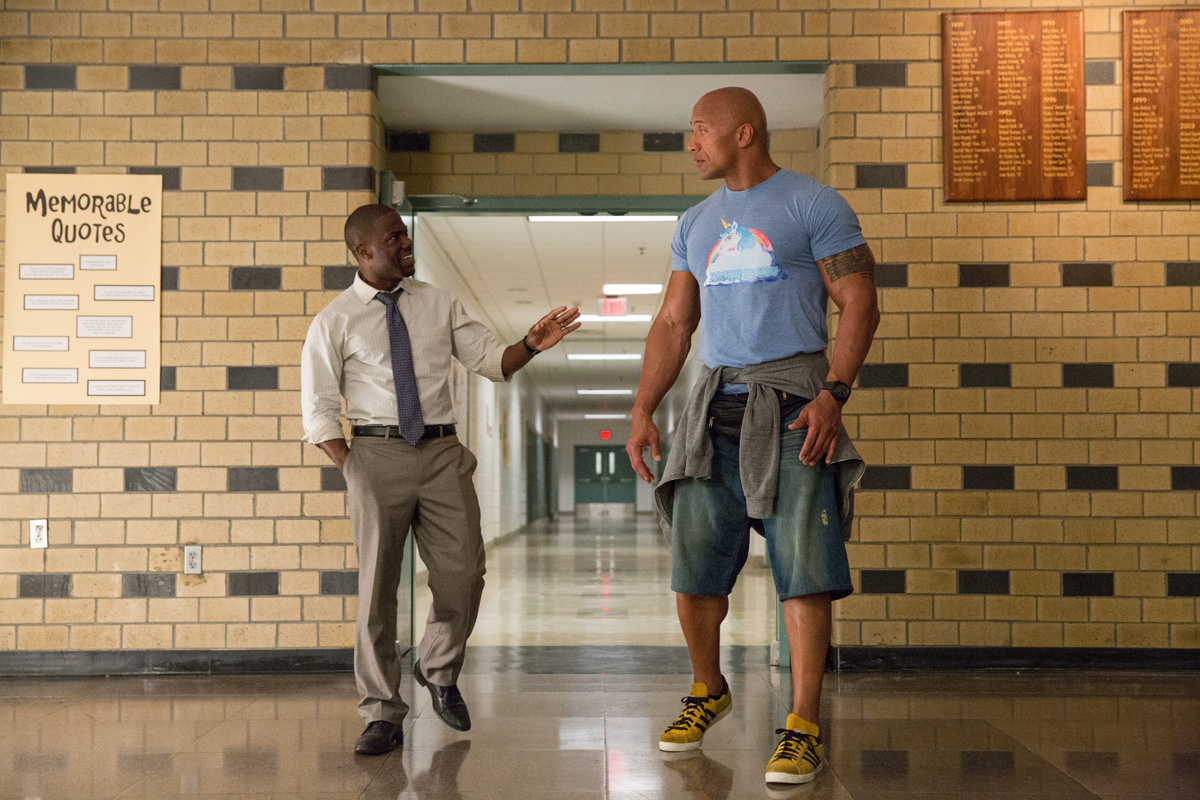 Central Intelligence - Movie Review - Daily Hive