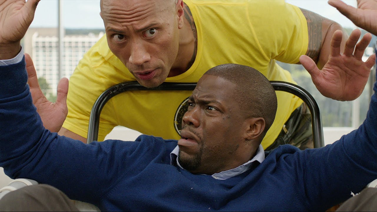 Film Review Central Intelligence 2016 - Daily Hive