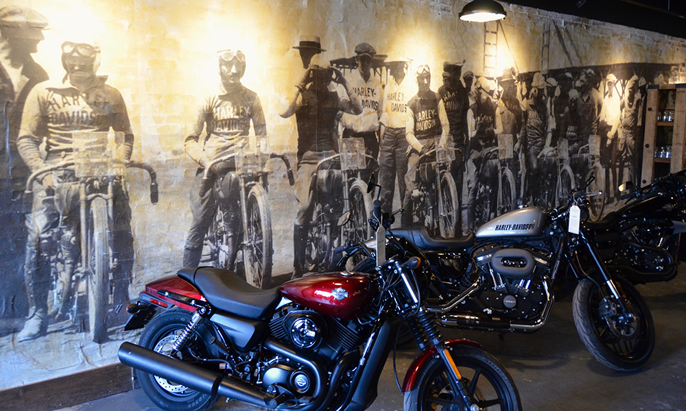 Harley Davidson Cafe Toronto