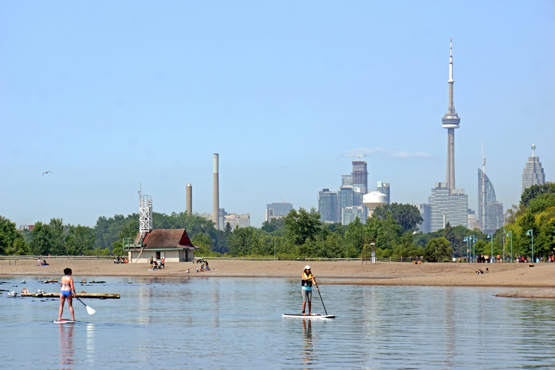 It's going to be scorching hot in Toronto this weekend