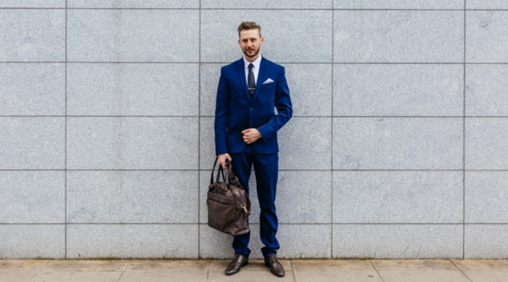 Give some gear to help men re-enter the workforce