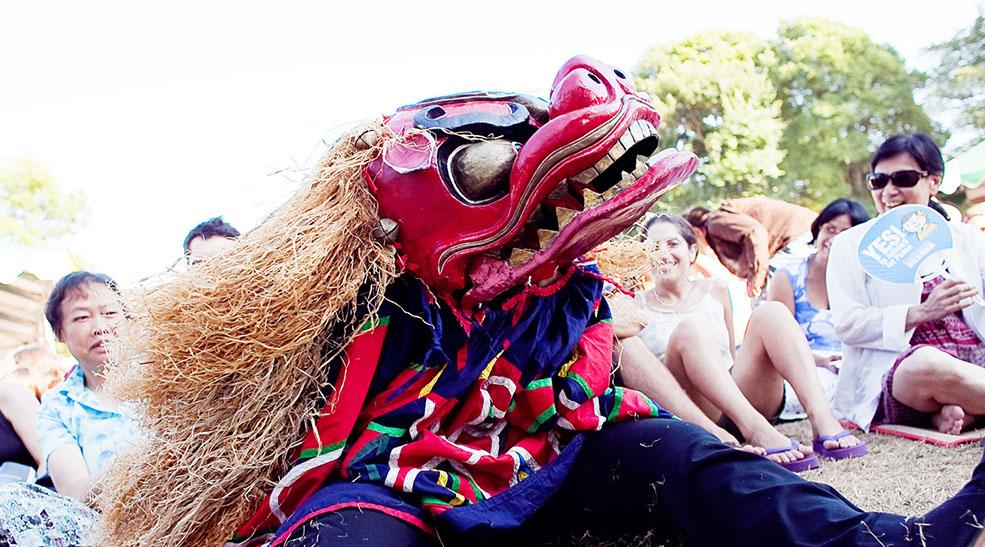 Katari Taiko at the Powell Street Festival (Jeanie Ow)