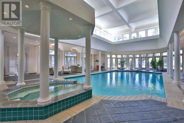 Dream Indoor Pool