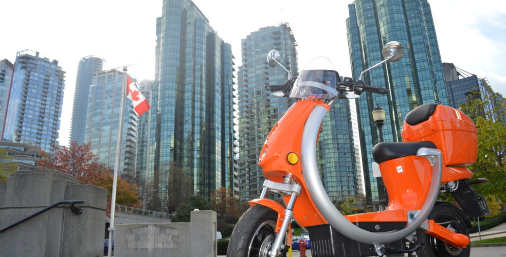 Electric scooter sharing service to launch in Vancouver this summer