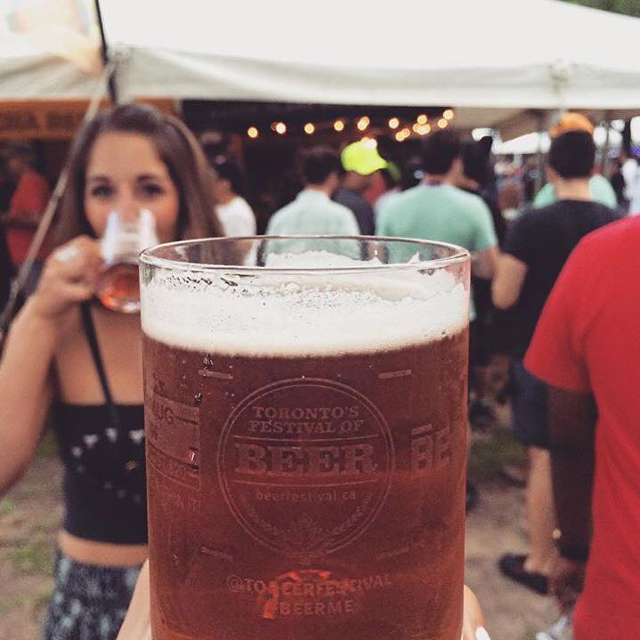 Toronto's Festival of Beer (Official)/Facebook