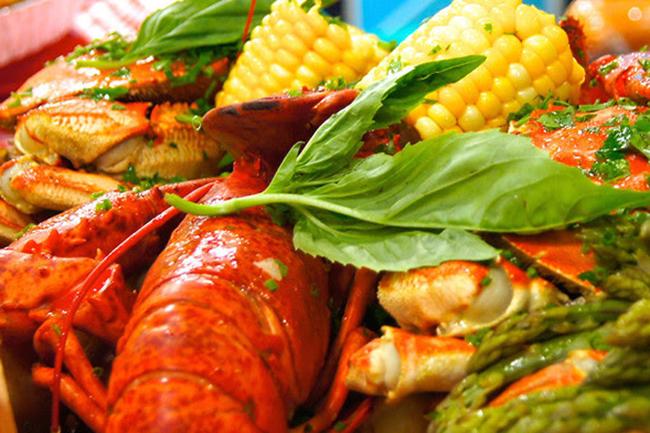 Photo courtesy YEW seafood + bar