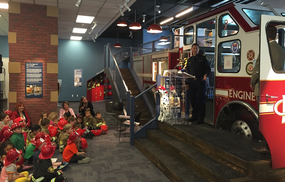Fire truck library