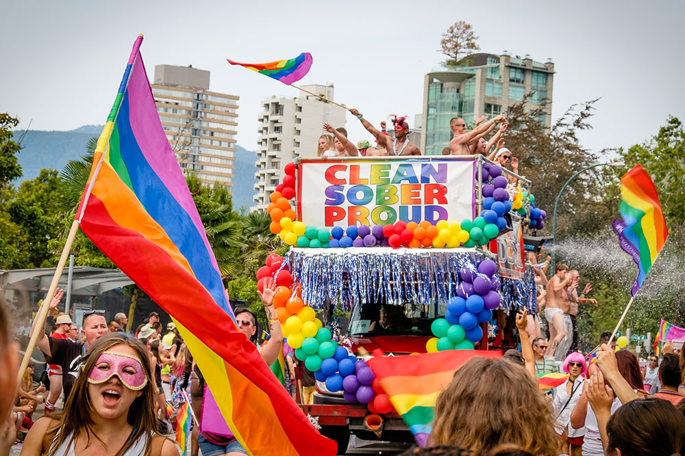 Vancouver Pride Parade (Michelle Lee/Flickr)