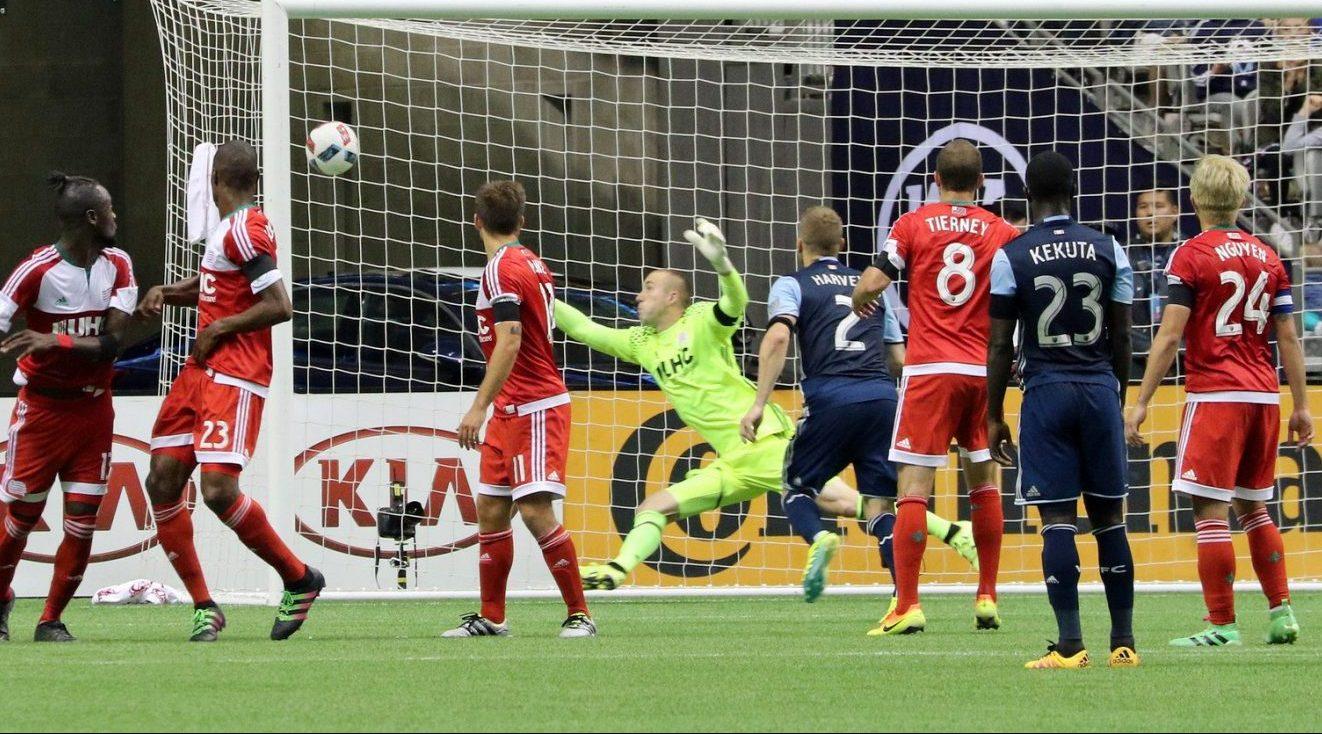 Three Kicks: Whitecaps FC spin tires against Revolution