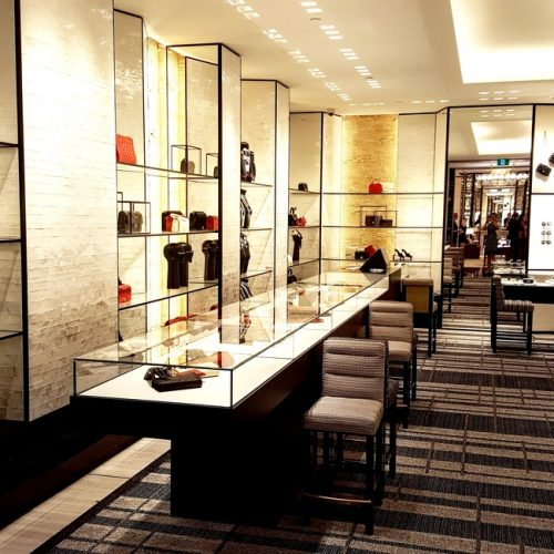 French Luxury Brand Chanel Vancouver Holt Renfrew