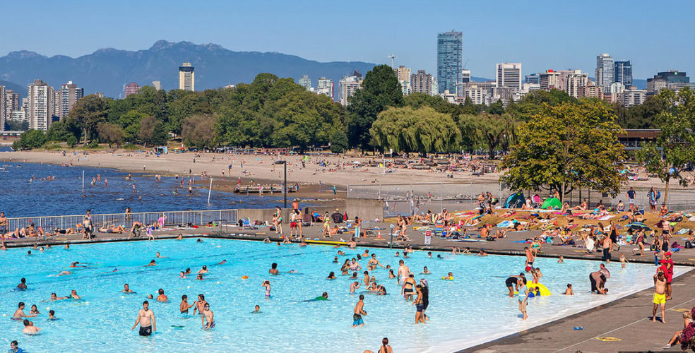 A complete guide to Vancouver's beaches and outdoor pools