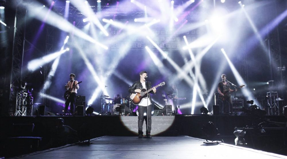 Our Lady Peace Abbotsford 2016 concert