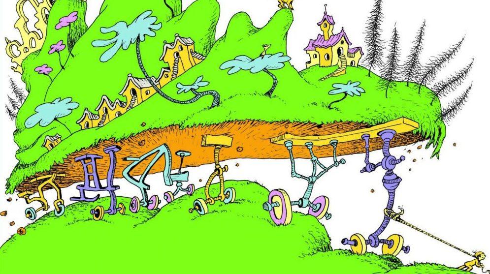 Dr. Seuss Secret Art Collection coming to Vancouver